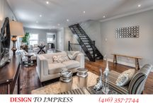 Open Concepts / Open concept rooms, including living rooms, family rooms and kitchens, all on one floor.