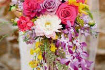 Wedding bouquets - Brautsträuße