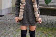 siroke haljine za zime