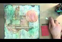Abstract art tutorials