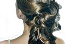 Hairstyles for wedding  / Favorite hairstyles