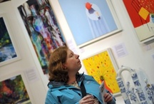 Buy Art Fair 2011 / Here's a few images from last year's show. Every year we have a wide range of work from across the UK.