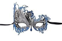Fancy Masquerade Masks