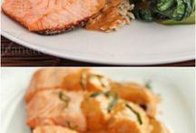 Recipes - Salmon