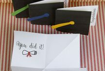 Graduation Crafts / Crafts and DIY for graduations and students - gifts, party ideas, cards and more