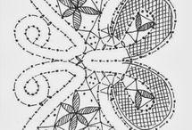 Paličkování-motýlkové