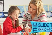 Pre-K: Back to School / Have a child entering Pre-K? Here's everything you need for going back to school!