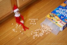Elf on the Shelf / by Dana Schatzley Foster