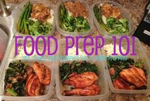Meal Prep / by Allison Smith
