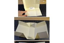bolsas papel craft ideas
