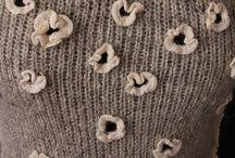KNIT ...3D / knitting / by Marie Anne Hekimian