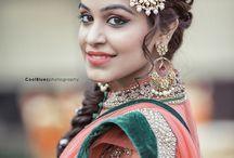KandSKnotItUp - Sangeet  Hair & Makeup