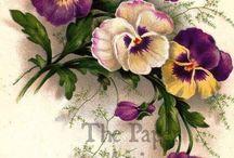 Dekopaj çiçek