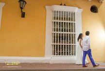CARTAGENA DE INDIAS POST-BODA ALEJANDRO Y CLAUDIA / Cartagena de Indias, Ciudad Mágica y Encantadora.  Ray Martinez Movie+Photo