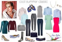 Cool Summer Colors