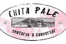 CHITA PALE. Sentarse a conversar. / Arte para una conversación entre culturas.