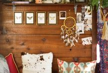 living space inspiration / by Kathy Chuma