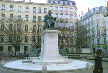 Rue Victor Hugo Lyon, FRANCE