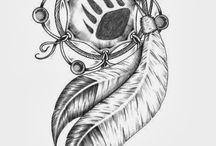 Tatuajes atrapasueños