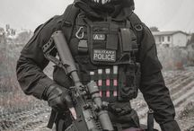 Tactical Suit