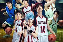 Cosplay anime Kuroko no basket