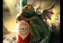 Dragons! Just Dragons!