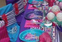 urodziny Barbie Księżniczka i Piosenkarka
