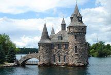 castles / by Rebecca Littlefield