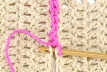 Crochet Seams