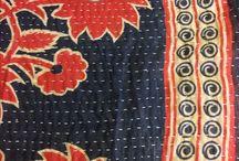 Indiens fantastiska textilier!