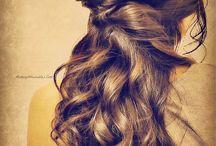 Bridal hair/makeup inspirations / Bridal hair and makeup inspirations