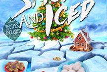 Spiced and Iced: A Callie's Kitchen Mystery Book 2