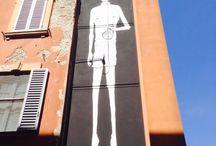 Estrada / Arte di strada