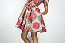 African print/ Ankara fashion