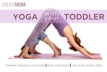 // toddler yoga