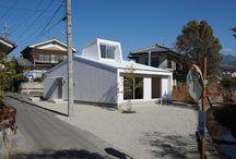 Yuji Tanabe - Pettanco House