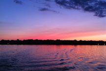 Michigan Lakes & Sunsets