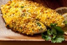 FISH & SEAFOOD DINNERS