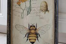 Пчелинное искусство