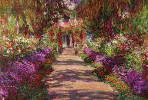 The Art of the Garden / by Bridgeman Images