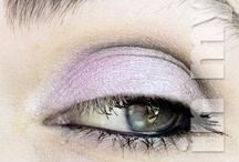 my make up on the blog