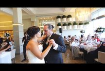 Film reportage for wedding day