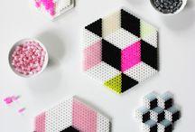 DIY | Hama beads | Strijkkraaltjes