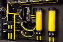 PC water cooling systems