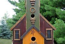Bird Houses / Bird house projects