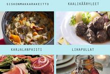 Finnish food