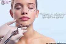 Plastic Surgery / Plastic surgery may be a procedure with the aim of alteration or restoring the form of the body.