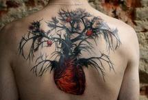 Tattoos / by Sherl Bastien
