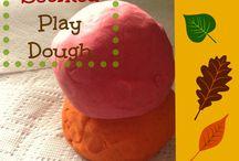 Preschool ideas for fall / by Jennifer Douglass