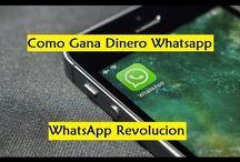 Como Gana Dinero Whatsapp